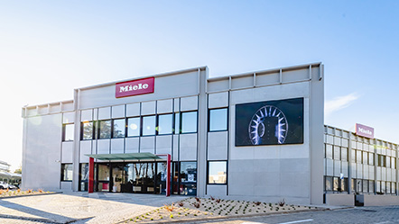 Miele in Portugal
