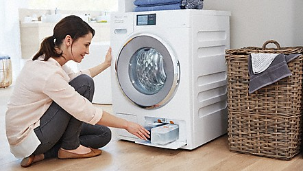 Miele M 225 Quinas Lavar Roupa Desde Carga Frontal A Toplader